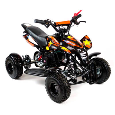 Бензиновый мини-квадроцикл MOTAX ATV H4 mini-50 cc