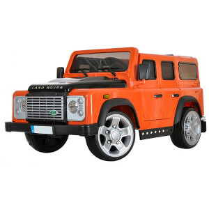 Электромобиль Land Rover Defender DMD